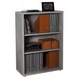 Pratico libreria cm 35,7x81,6x112h cemento
