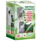 Erogatore insetticida automatico programmabile con telecomando + ricarica