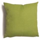 PZ 6 - cuscino divano salotto tulipano cm.43x43 verde
