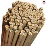 Arella bamboo ombreggiante frangivista paravento naturale ringhiera cm. 100x300