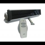 Attuatore energia solare motore a catena per finestre a vasistas lucernai tetto