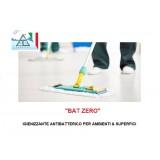 Igienizzante sanificante per ambienti e superfici disinfettante ricarica 5 litri BAT ZERO
