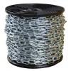 ML 50 - mt 50 catena genov. zinc. in bobina d.20 (mm.4,4)