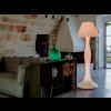 Lampada da terra led piantana design moderno salotto giardino h180 cm