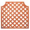 PZ 4 - pannello grigl.legno sagom. cm.90x90 mod.2