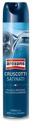 Arexons smash cruscotto satinato 600ml pulizia auto